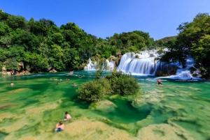 From Split: Krka National Park Entry & Waterfalls Day Tour