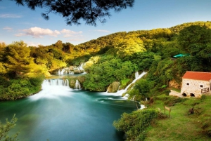 From Split: Krka National Park Excursion