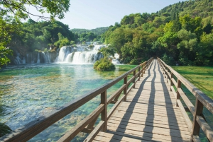 From Split: Krka Waterfall Full-Day Tour