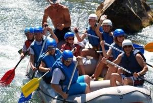 From Split or Trogir: Cetina River Rafting
