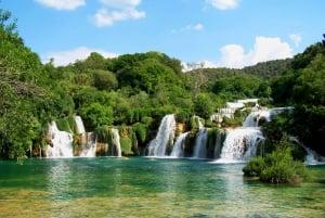 From Split or Trogir: Krka National Park & Šibenik Day Trip