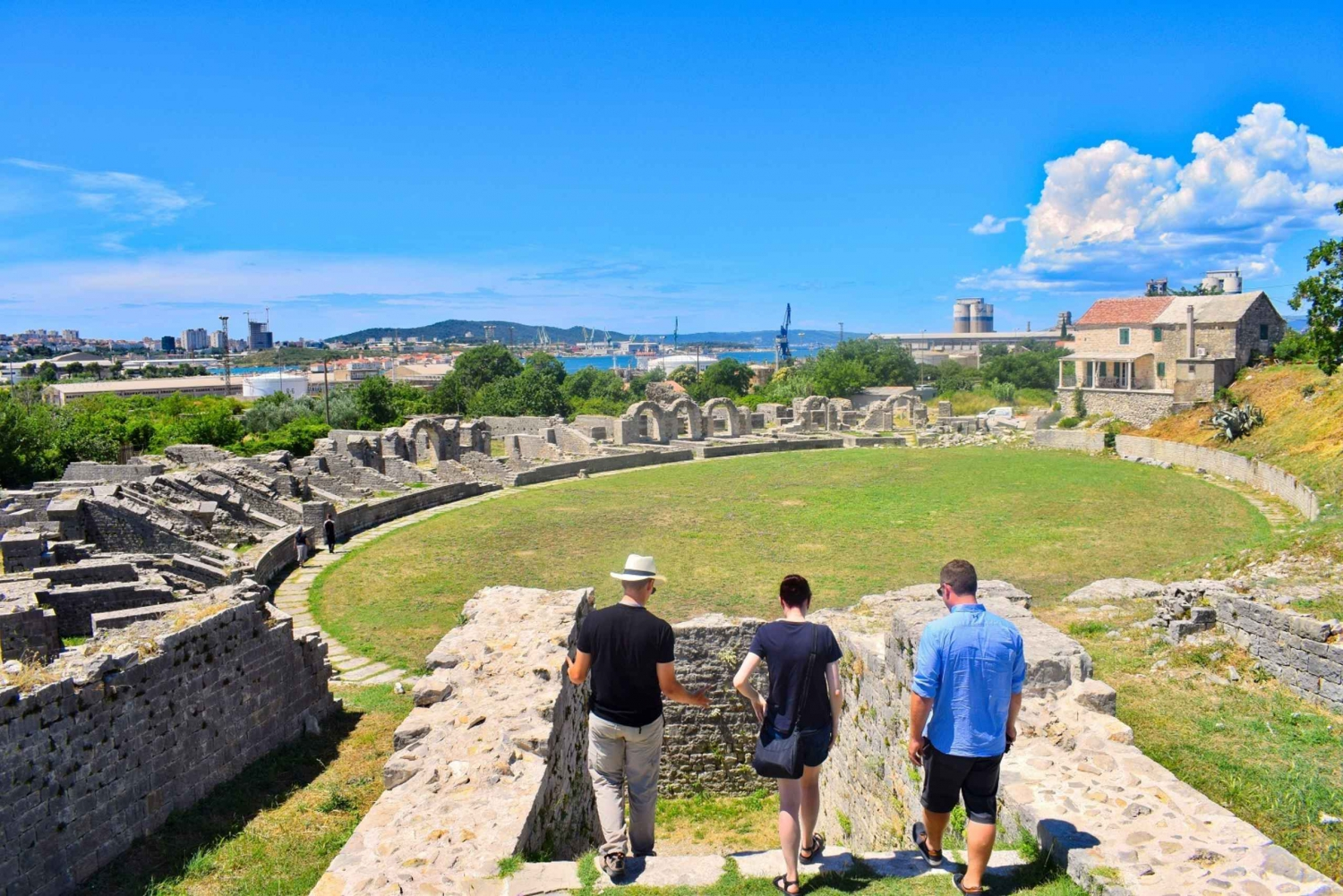 From Split: Private Salona Tour