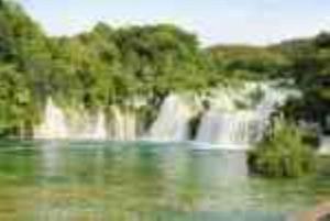 From Split/Trogir: Krka National Park & Wine Tasting Tour