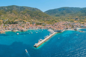 From Trogir: Blue Cave, Hvar and 5 Islands Private Boat Tour