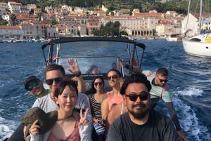 From Trogir/ Split: Hvar & Pakleni Islands Private Boat Tour