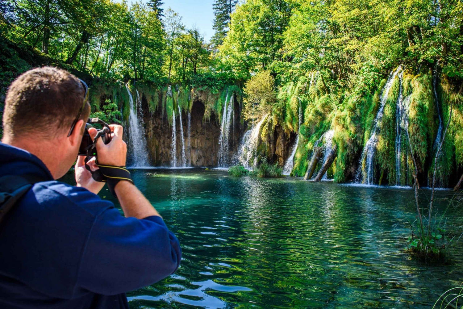 From Zadar: Plitvice National Park Full-Day Tour
