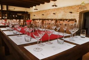 From Zagreb: Baranja Land of Wines Tour