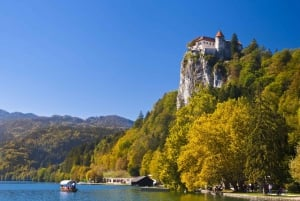From Zagreb: Day Trip to Ljubljana and Bled