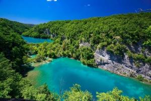 From Zagreb: Plitvice Lakes and Rastoke Day Trip