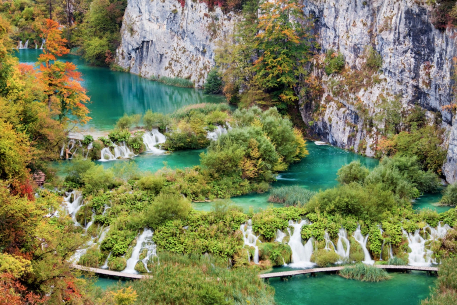 From Zagreb: Plitvice Lakes Full-Day Private Tour