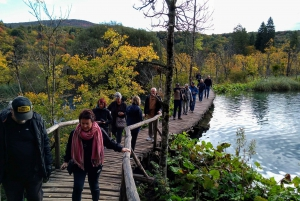 From Zagreb: Plitvice Lakes Full-Day Small Group Guided Tour