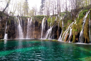 From Zagreb: Plitvice Lakes Guided Day Trip