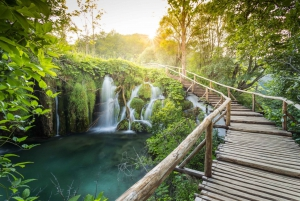 From Zagreb: Plitvice Lakes National Park Private Tour