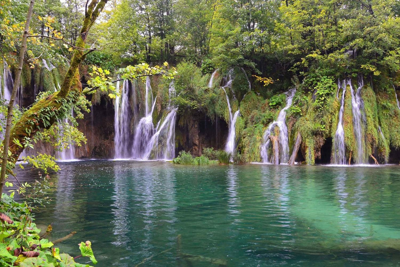 From Zagreb: Plitvice Lakes Tour