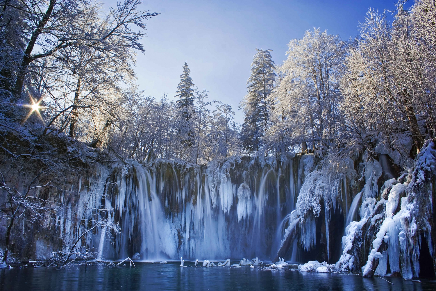 From Zagreb: Plitvice Lakes with Rastoke