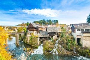 From Zagreb: Plitvice Lakes with Rastoke