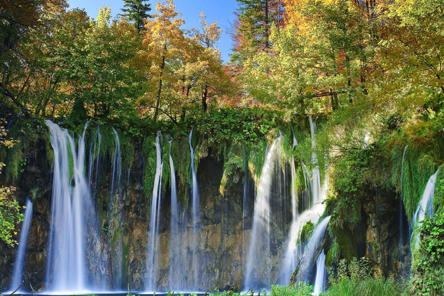 From Zagreb: Private Full-Day Plitvice Lakes National Park
