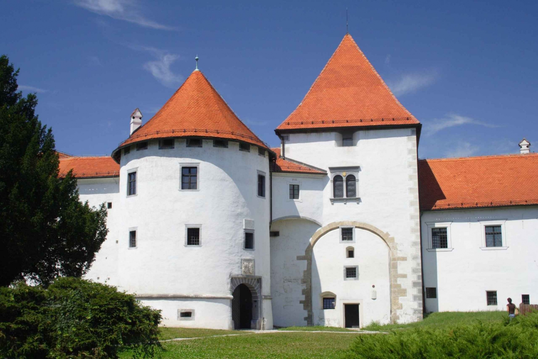 From Zagreb: Varazdin and Zagorje Castles Private Tour