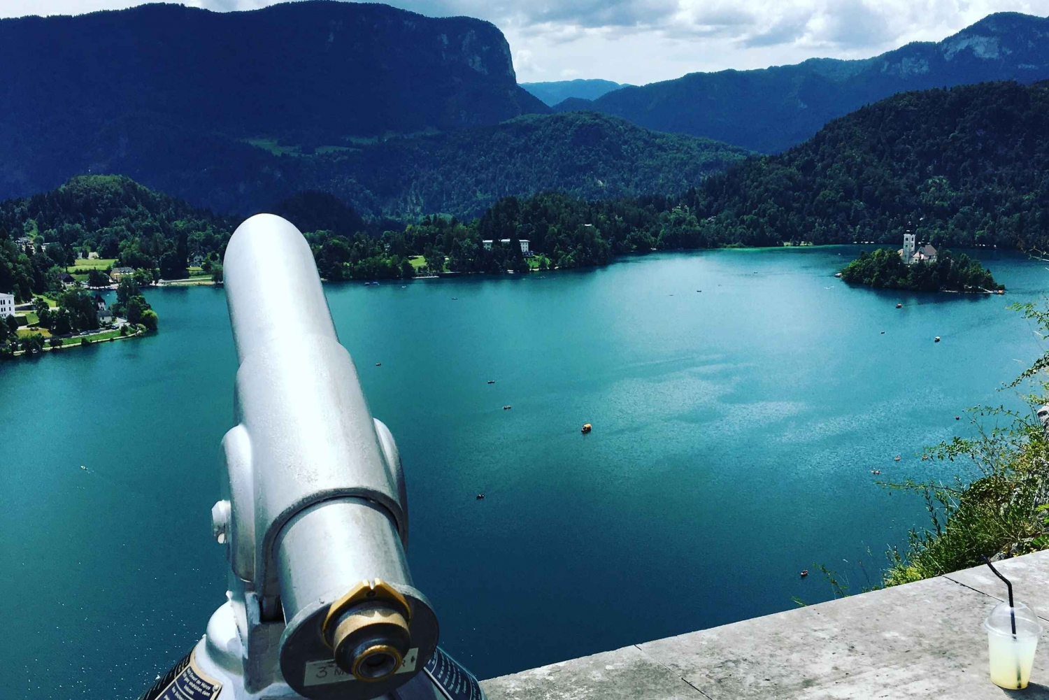 Full-Day Ljubljana and Lake Bled Trip from Zagreb
