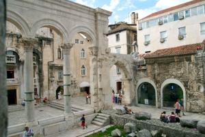 Full-Day Trip from Dubrovnik to Split