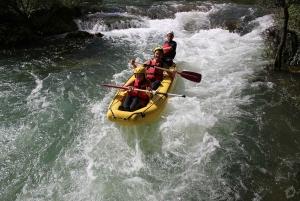 Half-Day Cetina River Rafting