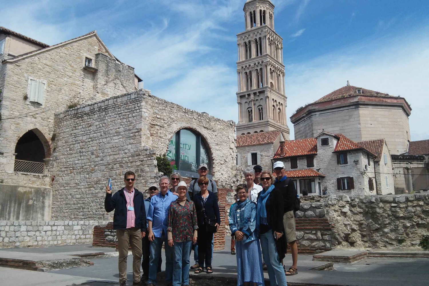 Half-day Tour: Split and Trogir