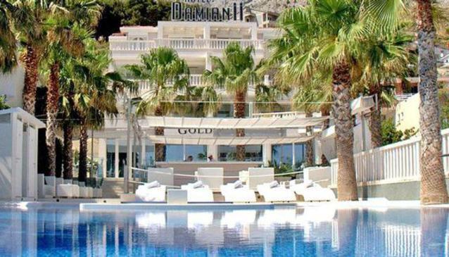 Hotel Damianii