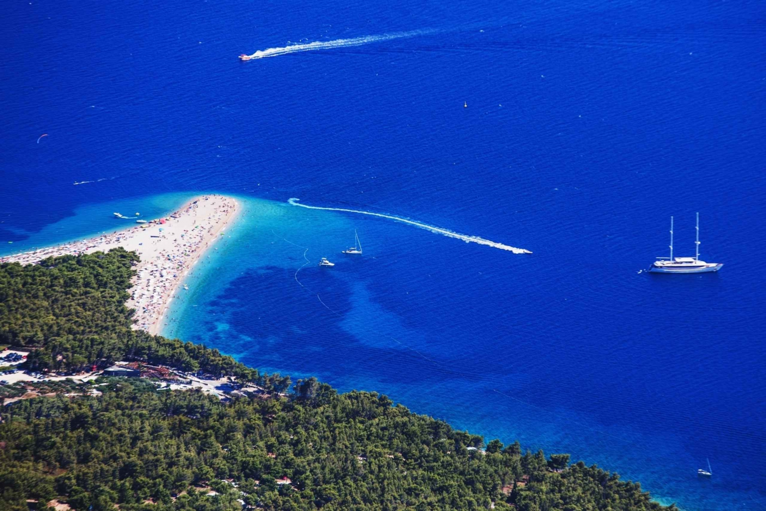 Islands Tour: Hvar, Pakleni Islands, Bol and Milna on Brac