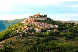 Istria Highlights Tour from Rijeka or Pula
