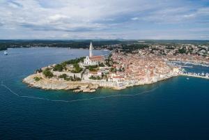 Istrian Classics Day Tour: Pula & Rovinj