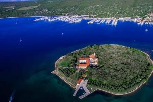 Krk Island: Half-Day Boat Trip to Five Islands