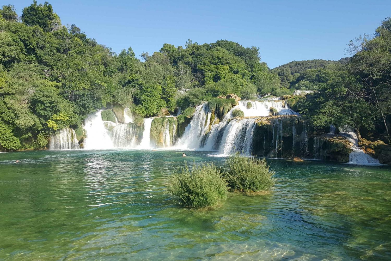 Krka National Park 8-Hour Tour from Split or Trogir