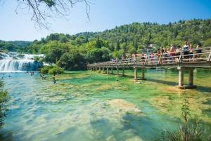 Krka National Park: Waterfalls Experience Day Tour