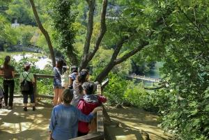 Krka Waterfalls and Sibenik tour with Free Wine Tasting