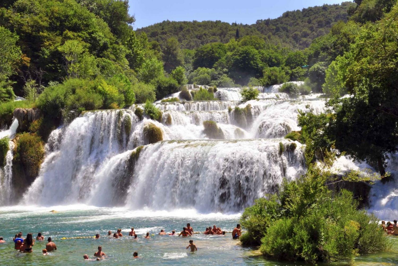 Krka Waterfalls Economy Day Tour