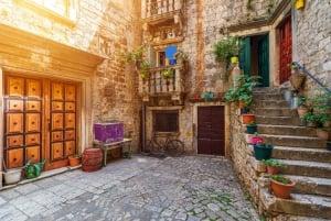 Krka Waterfalls & Guided Tour of Trogir From Split
