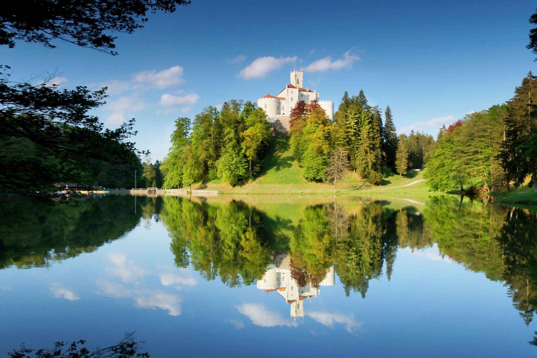 Kumrovec, Trakoscan Castle and Varazdin Tour from Zagreb