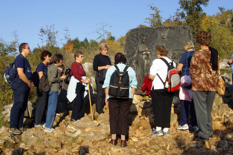 Medjugorje: the main pilgrimage site in Hercegovina