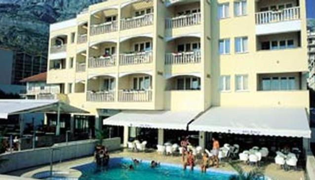 Milenij Aparthotel Baska Voda