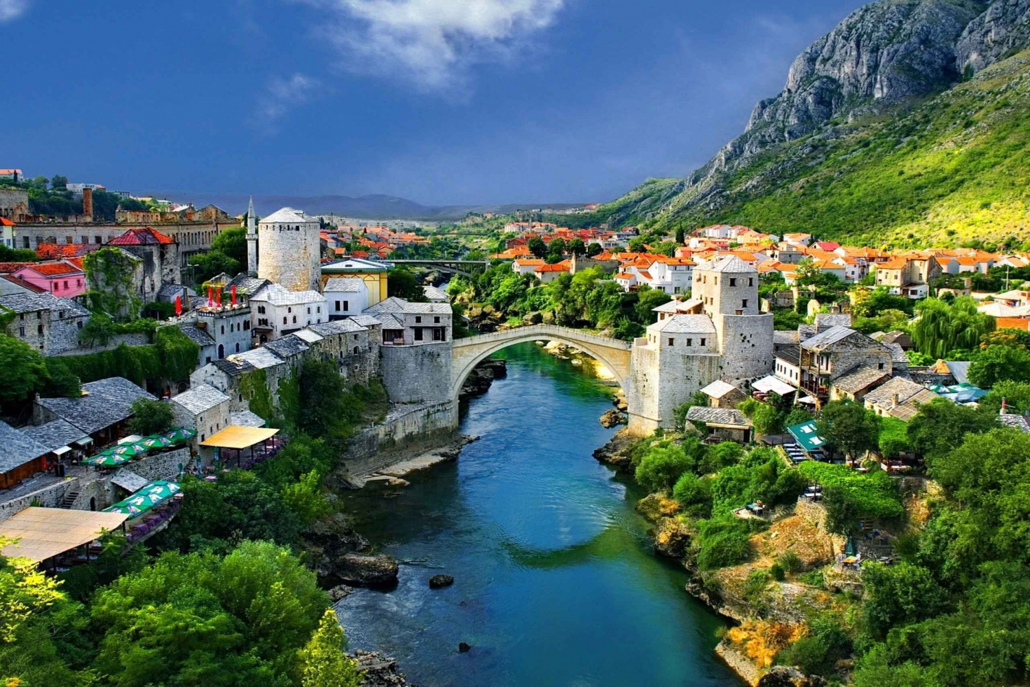 Mostar and Medjugorje Day tour from Split or Trogir