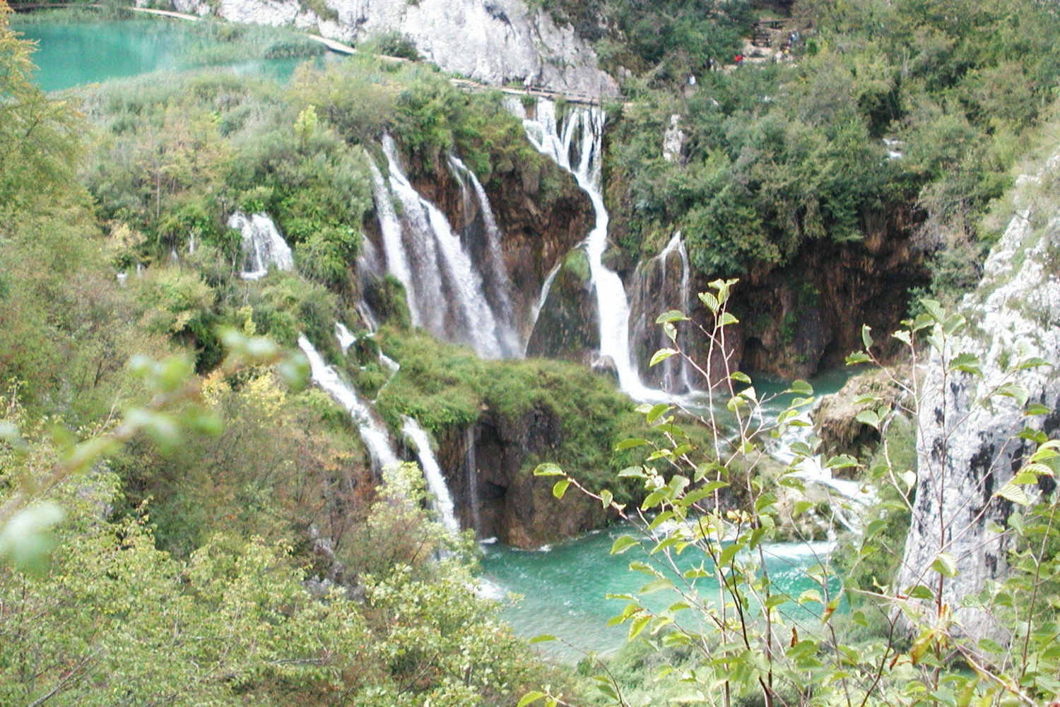 Natural Wonders of Plitvice Lakes Tour from Porec and Rovinj
