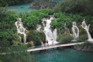 Novalja: Day Trip to National Park Plitvice Lakes