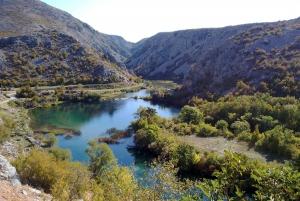 Obrovac: Rafting or Kayaking on the Zrmanja River