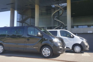 One-Way Private Transfer to/from Zagreb Airport