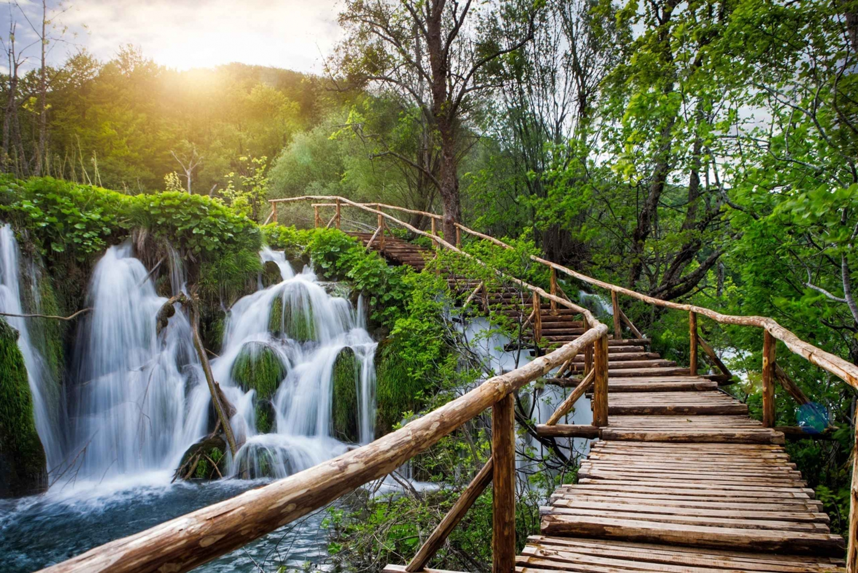 Plitvice Lakes: Full–Day Tour from Šibenik