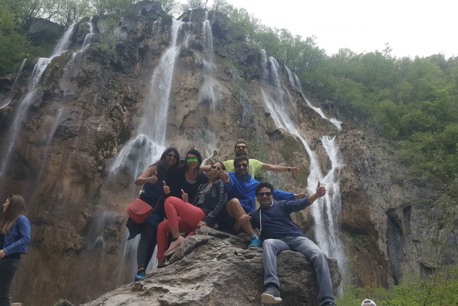 Plitvice Lakes Private Tour from Zagreb