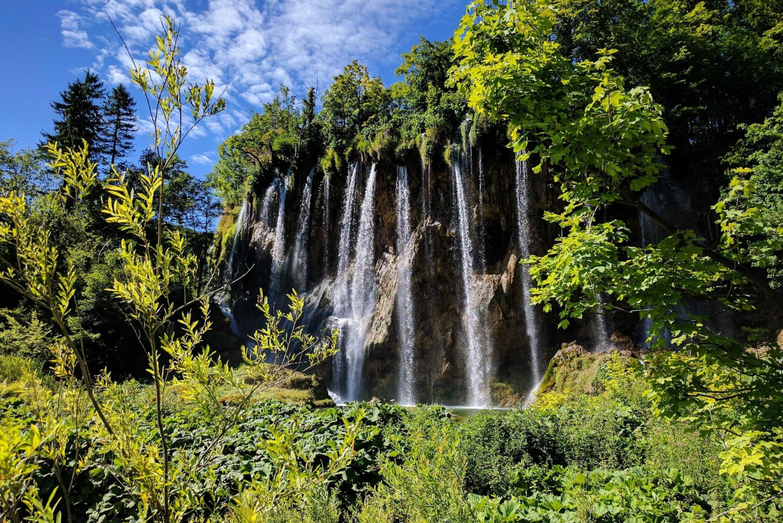 Plitvice Lakes: Tour from Split, Kaštela & Trogir