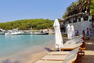 Private Hvar and Pakleni Islands Boat Cruise