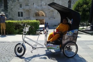 Private Split Rickshaw Ride Tour West