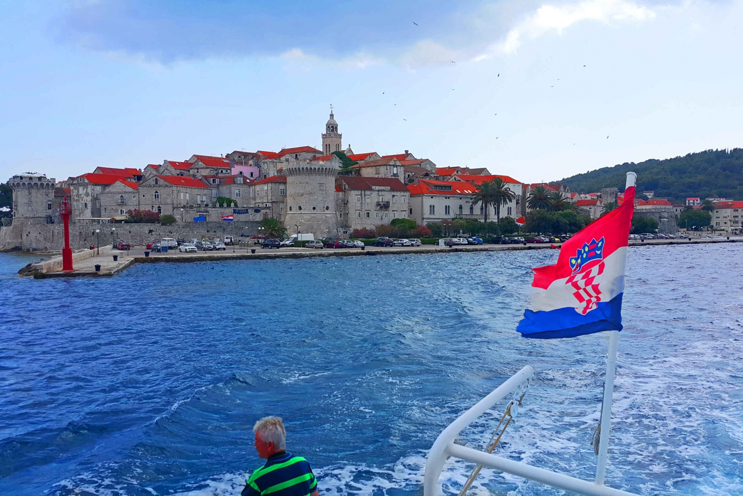 Private Tour: Korcula and Ston with Wine & Oyster Tasting